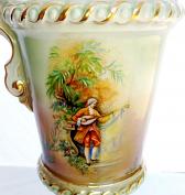 "George & Martha Washington Lamp 29""H"