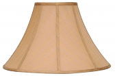 """Copper Coolie Lamp Shade 16-22""""W - Sale !"""