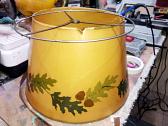 Vintage Lamp Shade Repair