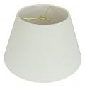 "Linen Swing Arm Lamp Shade 12""W"