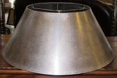 Raw Bouillotte Metal Lamp Shade