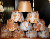 Custom Metal Chandelier Lamp Shade