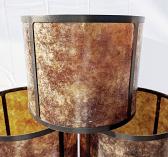 Mica Cylinder Lamp Shades