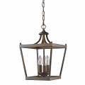 "Kennedy Oil Rubbed Bronze Lantern Pendant Light 10""Wx16""H - Sale !"