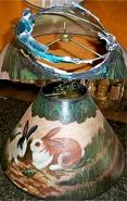 Paper Lamp Shade Repair