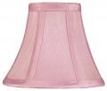 "Pink Chandelier Shade 6""W"
