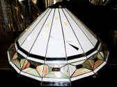 Mission Tiffany Lamp Shade Repair