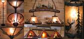Rustic Mica Lighting Ideas