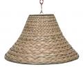 """Sea Grass Swag Lamp 18""""W"""