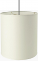 "Small Linen Drum Swag Lamp 10""Wx10""H - Sale !"