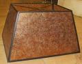 Large Rectangle Mica Lamp Shade