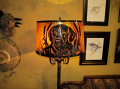 Jim's Beloved Dog Gracie Mica Lamp Shade