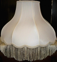 Scallop Crystal Beaded Fringe For Custom Lamp Shades