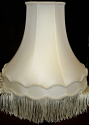 Custom Gallery Bell Fringe Lamp Shade