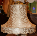 Custom Embroidered Lamp Shade
