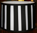 Custom Modern Drum Lamp Shade
