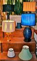 Custom Color Lamp Shade