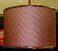 Custom Red Drum Lamp Shade
