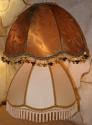 Custom Beaded Fringe Lamp Shade