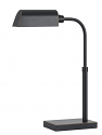 "LED Bronze Adjustable Pharmacy Reading Lamp 22-26""H"