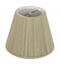 "Taupe String Chandelier Shade 4""W - Sale !"