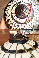 Tiffany Lamp Shade Top Repair