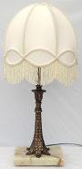 "Victorian Lamp 31""H"