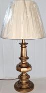 "Vintage Stiffel Lamp 31""H"