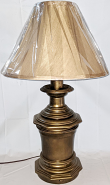 "Vintage Stiffel Lamp 26""H"