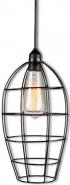 "Wire Cage Pendant Light 8""Wx12""H - Sale !"