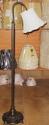 """Bronze Goose Neck Floor Lamp 55-60""""H SOLD"""
