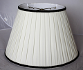 Custom Braided Lamp Shade Trim