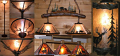 Rustic Mica Lighting Ideas