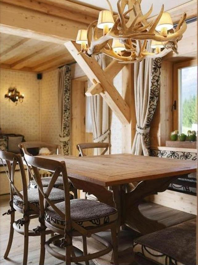 Chandelier Is Too Big And Not Centered Over Table